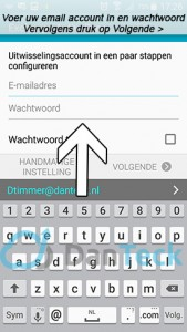 android-account-toevoegen