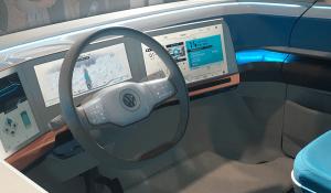 VW auto - nieuw