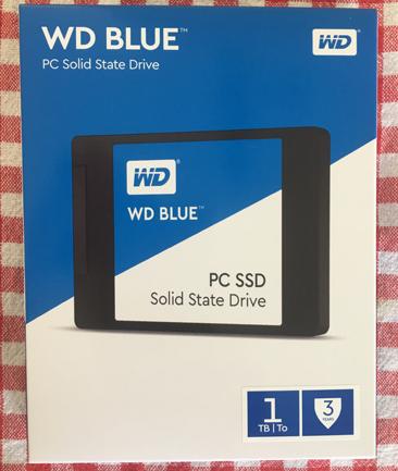 WD Groot 1 TB SSD