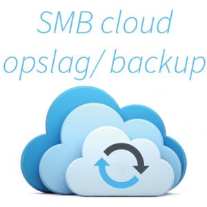 Cloud SMB opslag